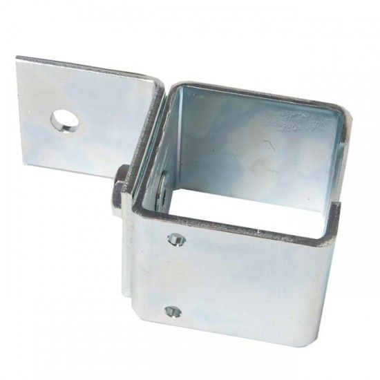 ABRAZADERA RAIL DE PARED CON TORNILLO U-40