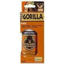 COLA POLIURETANO GORILLA GLUE 115ML