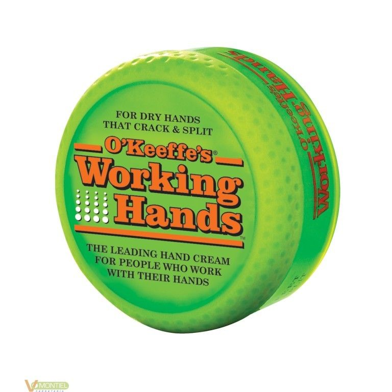 CREMA REGENEDORA DE MANOSMANOS WORKING HANDS 96gr