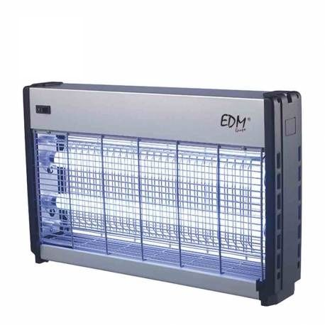 MATAINSECTOS PROFESIONAL ELECTRONICO EDM 2X15W 50M2